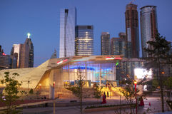 Ripley's Aquarium - TORONTO, CANADA - MAY 31, 2014 Royalty Free Stock Photography