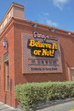 Ripley's Believe it or Not! Royalty Free Stock Photo