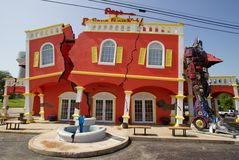 Ripley's Believe It or Not Museum in Branson, Missouri Royalty Free Stock Images
