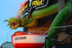 Ripley ` s Odditorium, Baltimore royalty-vrije stock afbeeldingen