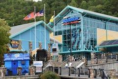 Ripleys Aquarium of the Smokies in Gatlinburg, Tennessee Royalty Free Stock Photos