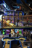 Ripleys Aquarium of the Smokies in Gatlinburg, Tennessee Stock Images