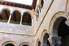 Ripoll, Catalogne, Espagne Images libres de droits