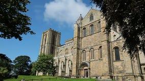 Ripon大教堂-英国- HD 库存照片
