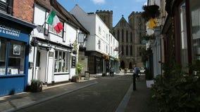 Ripon大教堂-英国- HD 免版税库存照片