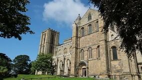 Ripon Cathedral - England - HD Stock Photo