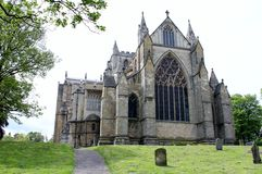 Ripon cathedral Stock Image