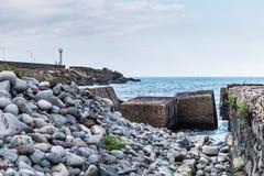 Riposto Sicily Ionian Coast Stock Photography