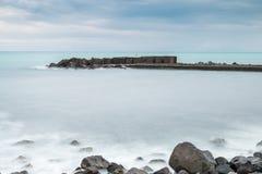Riposto Sicily Ionian Coast Stock Images