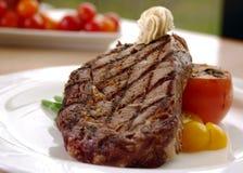Rippe-Augen-Steak Lizenzfreie Stockfotografie