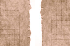Ripped paper Royalty Free Stock Images