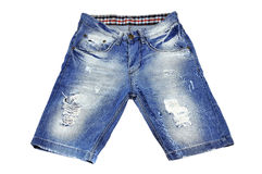 Ripped shorts Royalty Free Stock Photography