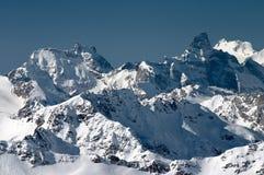 Rippenstück von Berge Stockbilder