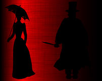 Ripper Victim Royalty Free Stock Photography
