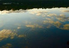 ripple Foto de Stock Royalty Free