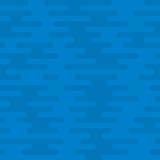 Ripple Irregular Rounded Lines Seamless Pattern Stock Image