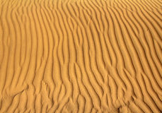 Ripple sand - background Royalty Free Stock Photos