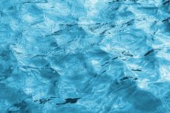 Ripple surface Stock Photography