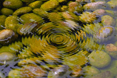 Ripple water royalty free stock images
