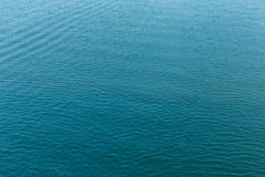Ripple on water surface Royalty Free Stock Photos
