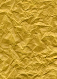 Rippled paper. Sheet background texture Stock Image
