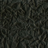 Rippled paper Stock Image