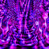 Rippled Plasma Liquid Stock Images