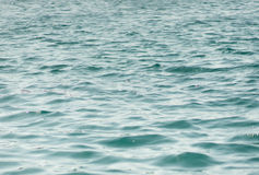 Rippled sea Royalty Free Stock Images