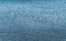 Rippled surface of the ocean Stock Images