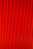 Rippled texture of red paper Royalty Free Stock Image
