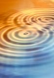 Rippled universe Stock Images