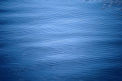 Rippled water surface. nature background Stock Photography