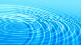 Ripples Background Royalty Free Stock Images
