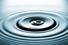 Ripples Stock Images
