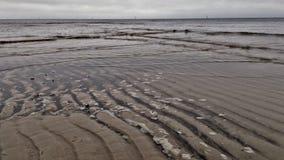 ripples havet royaltyfria foton