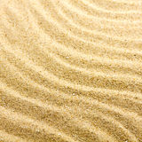 Ripples in sand Royalty Free Stock Image