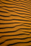 Ripples of sand Royalty Free Stock Photography