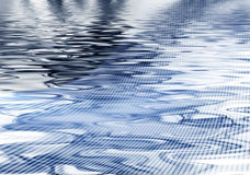 Ripples and stripes Stock Photos