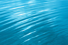 Ripples in the sun Stock Photography