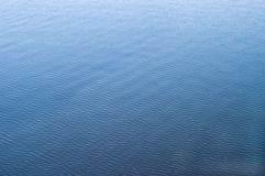 A ripples on water Royalty Free Stock Images