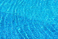 Rippling Water Texture Stock Photography