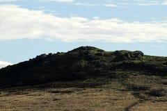 Rippon Tor on Dartmoor Stock Photography