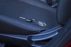 Ripresa esterna chiave dell'automobile Immagini Stock