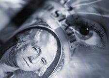 Ripristino di economia degli Stati Uniti Fotografia Stock