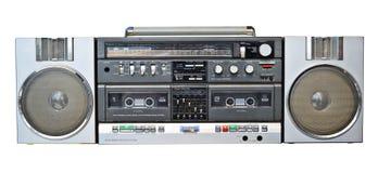Riproduttore audio della cassetta fotografia stock libera da diritti