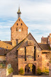 Riquewihr, Alsace, France Royalty Free Stock Photos