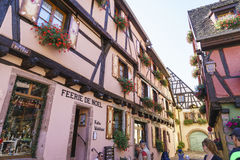 Riquewihr, Alsace, France Royalty Free Stock Image