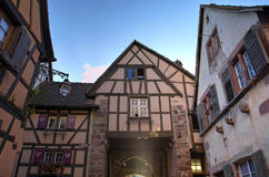 Riquewihr, Alsace, France Stock Photo