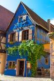 Riquewihr, de Elzas, Frankrijk 19 Mei 2015 Royalty-vrije Stock Afbeelding