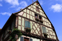 Riquewihr, France Stock Photography